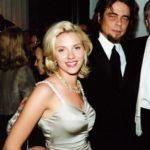 Scarlett Johansson and Benicio del Toro image.