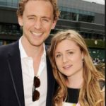Tom Hiddleston and his sister Emma