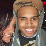 Chris Brown and Natalie Nunn dated