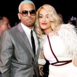 Chris Brown and Rita Ora dated