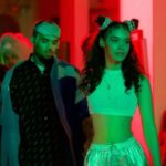 Chris Brown and model Indya Marie dated