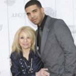 Drake with his mother Sandi Graham