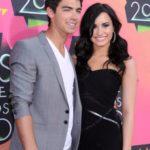 Joe Jonas and Demi Lovato dated