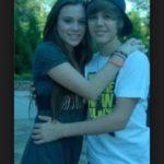 Justin Bieber dated Caitlin Beadles