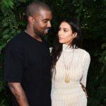 Kanye West and Kim kardarshian dated