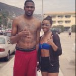 Kevin Durant dated basketball player Monica Wright