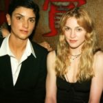 Madonna and Ingrid Casares dated