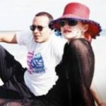 Madonna and James Albright dated
