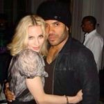 Madonna and Lenny Kravitz dated