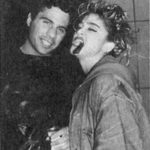 Madonna and Mark Kamins dated