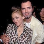 Madonna with her brother Christopher