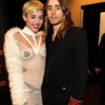 Miley Cyrus and Jared Leto dated