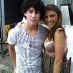Nick Jonas and Jordan Pruitt dated