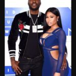 Nicki Minaj dated American rapper Meek Mill