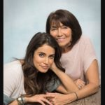 Nikki Reed with her mother Cheryl Houston