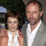 Sarah Clarke with her husband Xander Berkeley