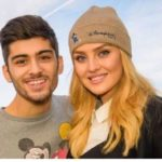 Zayn Malik and Perrie Edwards dated