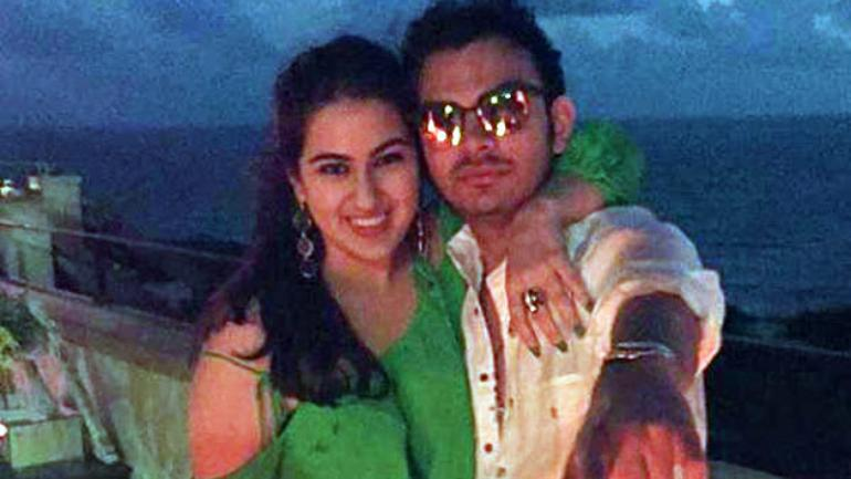veer pahariya and sara ali khan