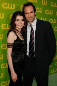 Vera Davich With her Ex-Husband Scott Patterson