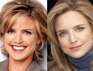 Courtney Thorne-Smith Before and After Botox Infusion