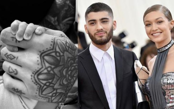 Zaynn Malik Releases a new MV – Better After Being Father of a Dauhter with Gigi Hadid