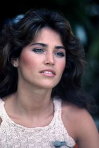 Kim Delaney was beautiful at her young age too