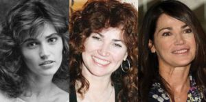 The Transformation of Kim Delaney Over the years