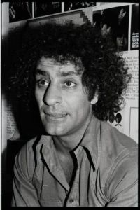 The Snippet of Activist Abbie Hoffman in 1971