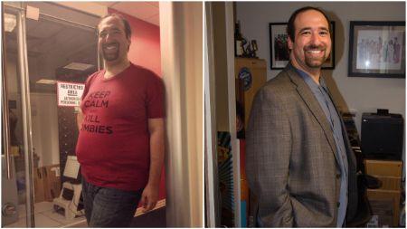Jason Kaplan Weight Loss