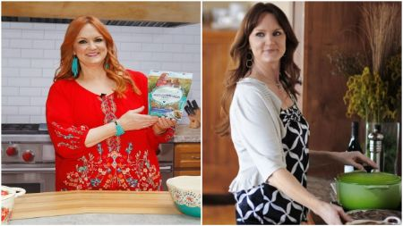 Ree Drummond Weight Loss Before and After