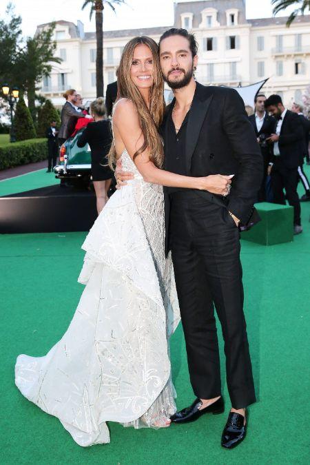 Heidi Klum with her Husband Tom Kaulitz (1)