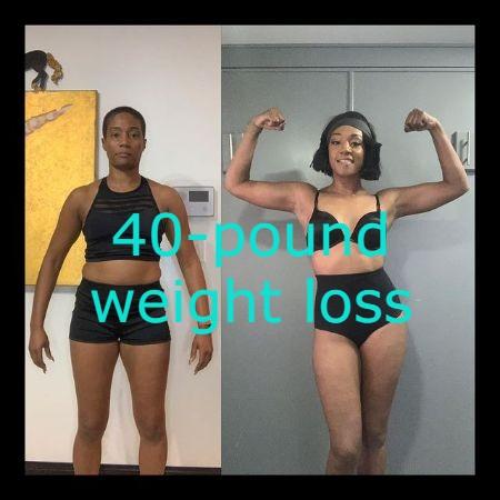 Tiffany Haddish Weight Loss
