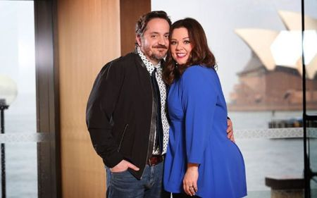 Melissa and her husband