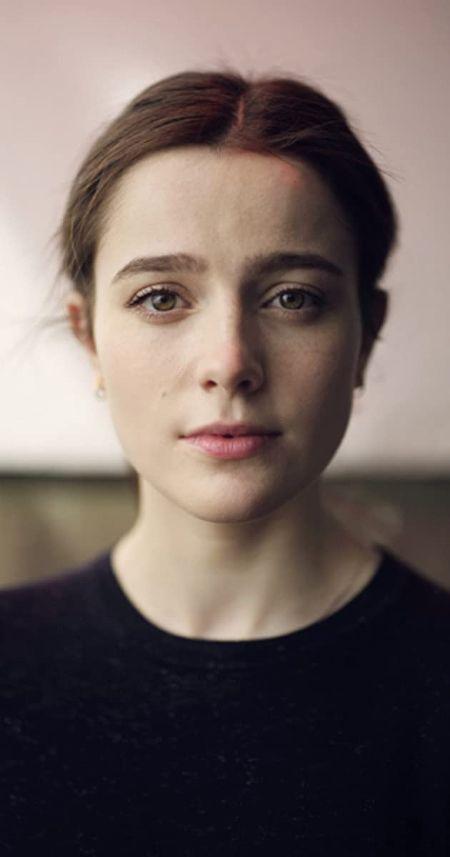 Beautiful Anna Devlin