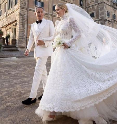 Lady Kitty Spencer Marriage (1)