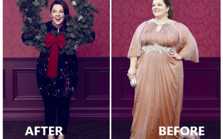 Everything About Melissa McCarthy Weight Loss Journey! Learn Her Diet and Secrets!