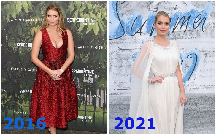 Rising Model Kitty Spencer Weight Loss and Marriage!!!