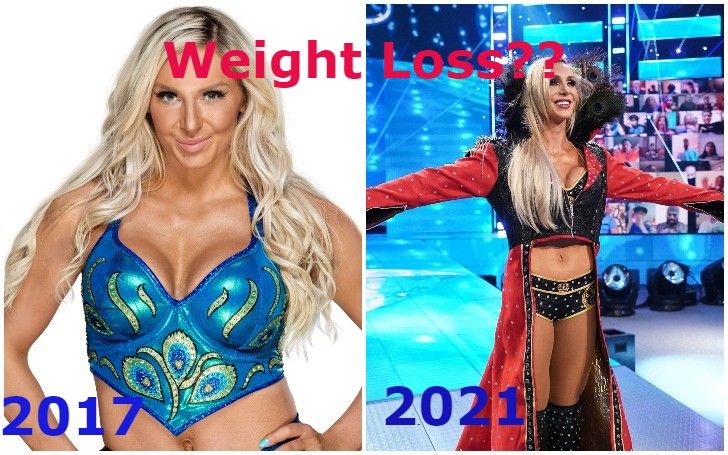 Wrestler Charlotte Flair Weight Loss and Surgery Transformation!