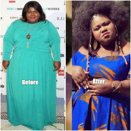 Gabourey Sidibe incredible weight loss has astonished the people