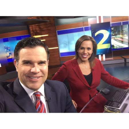 News Anchor Jovita