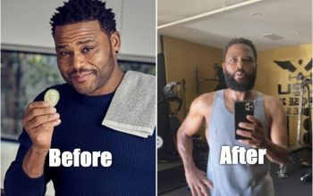 Anthony Anderson Weight Loss, Before & After, Diet, Workouts, Challenge