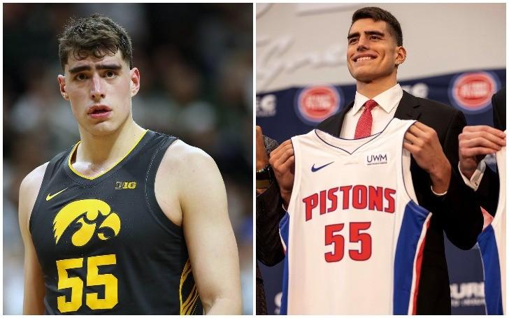 Basketball Player Luka Garza Weight Loss Journey!!!