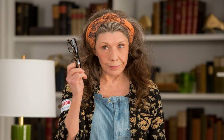'Grace and Frankie' star Lily Tomlin Plastic Surgery!!!