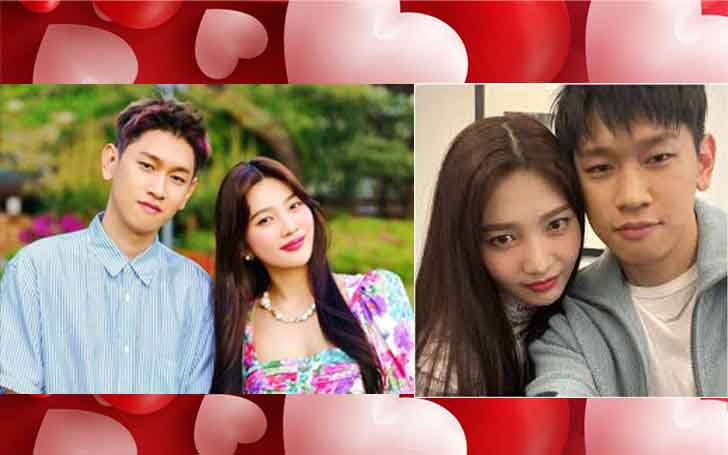 Are Red Velvet's Joy and singer Crush Dating? Here's What You Need to Know!