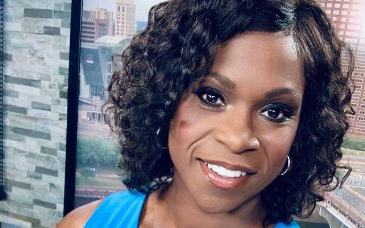 NBC Connecticut Anchor Keisha Grant Weight Loss!!!