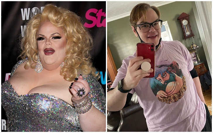 Drag Race Star Darienne Lake Weight Loss – Before and After!!!