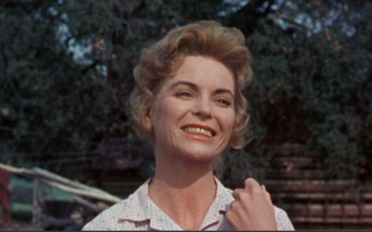 'Friendly Persuasion' Star Dorothy McGuire Teeth Details!!!