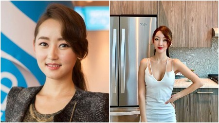 Yeonmi Park Before and After
