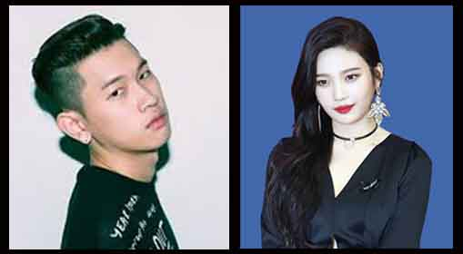Joy and Crush are rumored to dating each other
