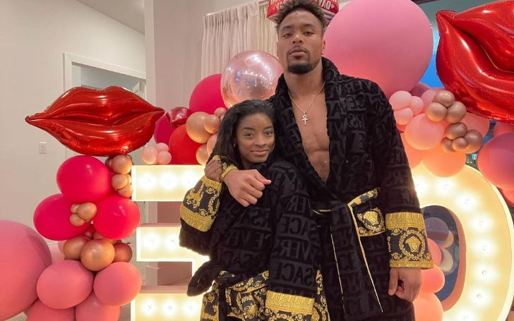 Who Is Simone Biles Dating? Details about Her New Boyfriend!